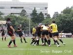 慶應大学戦
