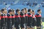 慶應戦14
