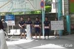 東日本大震災第二回募金活動1